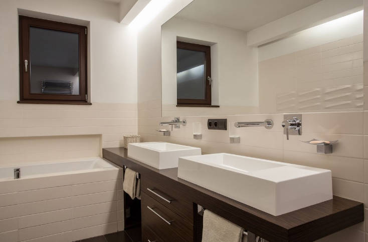 Bathroom renovations melbourne eastern south eastern for Best bathroom renos